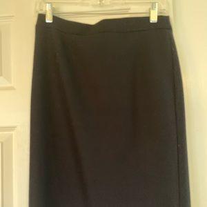 J. Crew No 2 pencil skirt